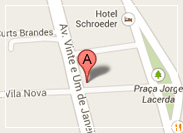 Localiza��o - Veja no Mapa